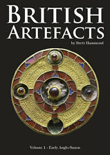 British Artefacts Vol 1 (Early Anglo Saxon)  *FREE P&P*