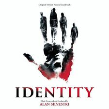 IDENTITY (MUSIQUE DE FILM) - ALAN SILVESTRI (CD)