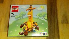 Lego 40228 Geoffrey la girafe et ses amis Exclusivité Toys r us NEUF et scellé