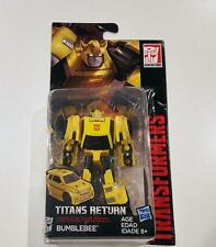 boxed Transformers Hasbro Titans Return Bumblebee