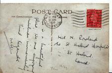 Genealogy Postcard - Rowland - St Helens Hospital - Lancashire - 2983A
