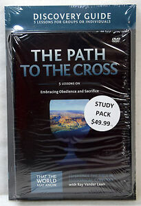 New The Path to The Cross DVD Study Guide Faith Lessons Vol 11 Discovery