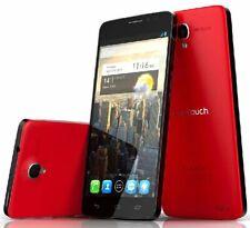 "Alcatel One Touch Idol X, 6040A, 5.0"", 8GB, Red"