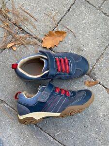 STRIDE RITE PRESCOTT toddler boy 12 12W WIDE shoes worn1week EUC