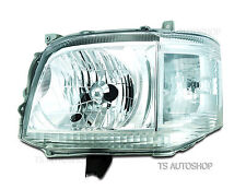 LH Front Head Lamp Light Replacement Fit Toyota Hiace Commuter Van D4D 2011-2014