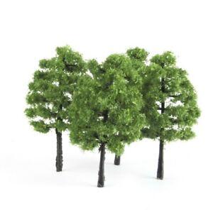 1.38 Model Trees Artificial-Tree Train Railroad Scenery Architecture Tree AU