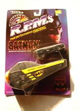 BATMAN Tonka Batmobile RPM real performance machines 1990 MOC  RARE  1119