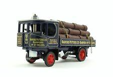 Matchbox Models of Yesteryear Garret Steam Waggon 1:43