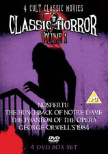 DVD: 1 (US, Canada...) Cult Box Set DVD & Blu-ray Movies
