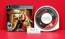 Sony PSP ~God of War: Chains of Olympus (Greatest Hits)~ Full Game ~ NEW