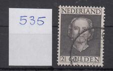 NEDERLAND. NVPH 535  Luxe gebruikt VFU