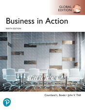 NEW 3 Days US Business in Action 9E Courtland Bovee Thill 9th Paperback Edition
