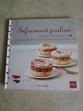 Livre de cuisine Guy demarle Flexipan Infiniment Praliné neuf emballé