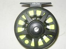 White River Fly Shop Hobbs Creek Fly Reel HBC56 5/6 WEIGHT w/ BACKING & LINE 2