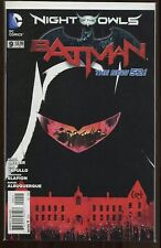 BATMAN THE NEW 52 #9 VERY FINE 2012 (2nd SERIES 2011) DC COMICS