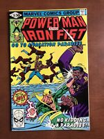 Power Man And Iron Fist #70 (1981) 8.0 VF Marvel Key Issue Bronze Age Comic Book
