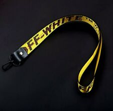 Off-White Inspired Industrial Keychain Lanyard