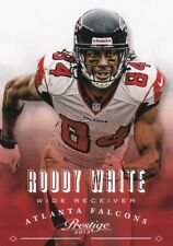 RODDY WHITE 2013 PANINI PRESTIGE FOOTBALL cartes à collectionner, #8
