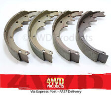 Brake Shoe SET - for Nissan Patrol MQ MK 4.0P 2.8P 3.2D (80-88)