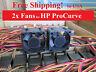 HP ProCurve 2626 (P/N J4900A) Replacement Fan Kit, 2x new fans by Sunon