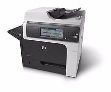HP LaserJet M4555 USB Network Multifunction Mono Laser Printer 4555 CE502A V2T