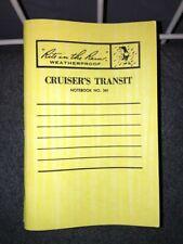 Rite in the Rain #341 Cruiser Transit softbound stapled notebook