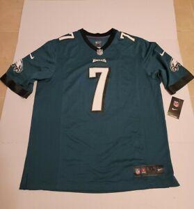 Michael Vick #7 Philadelphia Eagles New On Field Green Jersey Nike Sz XL NEW