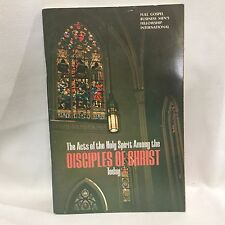 The Acts of the Holy Spirit Among the Disciples of Christ Today Free Shipping