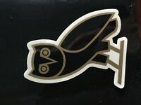 Drake OVO Owl Sticker Classic Raptors - 100% Authentic
