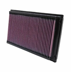 K&N 33-2031-2 Reusable Panel Air Filter for G35/QX4/Maxima/Altima/Xterra/X-Trail