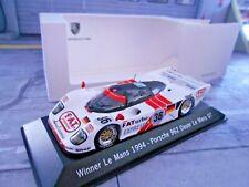PORSCHE 962 Dauer C 1994 #36 FATurbo Haywood Dalmas Le Mans Winner Spark 1:43
