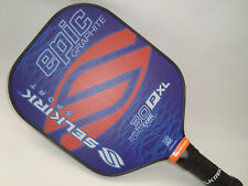 SELKIRK 30P XL EPIC PICKLEBALL PADDLE GRAPHITE EXTRA LONG BODY BLUE CRUSH
