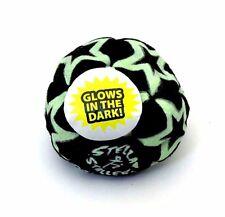 Dirtbag Stellar Staller Footbag Hacky Sack Glow in the Dark Kick Ball New