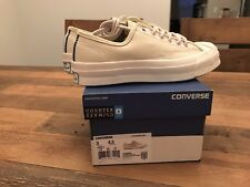 Converse Jack Purcell Signature OX Beige Natural 153943C Mens Size 3/ Women 5