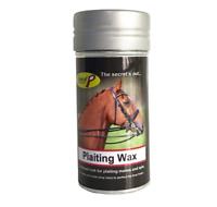 Smart Grooming Plaiting Wax 75g, Plaiting Wax for horses and ponies, free P&P