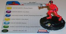KLAW #210 Captain America HeroClix gravity feed