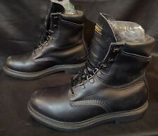 Red Wing Work Boots Men's Size 8 SuperSole Waterproof Goretex Made USA A+ Cond!