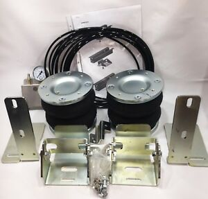 Air Suspension KIT with Compressor for Ford Transit 2001-2021 - 4 ton