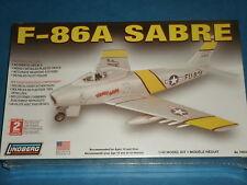 Lindberg Kit Modelo; F-86A Sabre Modelo Kit (Fácil de Montar) 10+