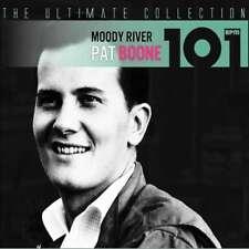 Pat Boone - 101 - Moody River: el Último Colección Nuevo 4X CD