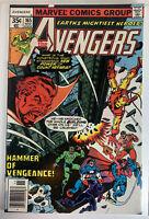 Avengers (1963) #165 1st app. Of Henry Gyrich in 9.0 Very Fine/Near Mint