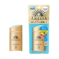 ☀ Shiseido Anessa Perfect UV Sunscreen Skin Care Milk SPF50+ PA++++ 60ml Japan ☀