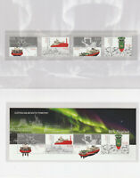 Australian Antarctic Territory 2020 : RSV Nuyina - Stamp pack. Mint Never Hinged