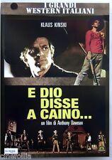 Dvd E Dio disse a Caino... (I Grandi Western Italiani) 1970 Usato