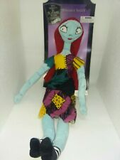Disney The Nightmare Before Christmas Posable Sally Doll 25 Year-Anniversary 24""