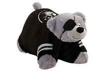 NEW NFL Oakland Raiders Pillow Pet Football Fan one Size Plush Foam Filling NWT