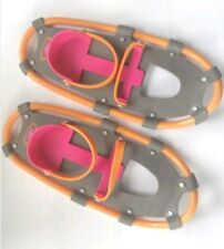 2009 American Girl Doll Chrissa Retired SNOWSHOES ONLY