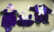 VanderBears Musical Soiree outfits Alice Cornelius Fluffy NABCO 1990