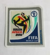 World Cup SOUTH AFRICA 2010 Soccer Patch Flock Football Badge Spain Germany