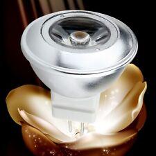 AC/DC 12V 1W MR11 GU4 LED Spotlight Ceiling Bulb Lamp Warm/Cool White Hot